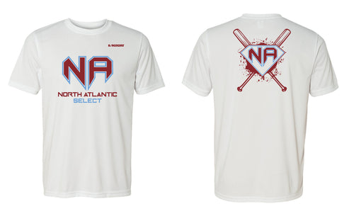 North Atlantic Select Baseball Dryfit Performance Tee - 5KounT2018