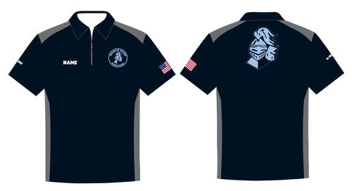 North Penn Wrestling Sublimated Polo - 5KounT2018