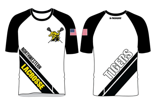 Northwestern Lax Sublimated Shooter Shirt