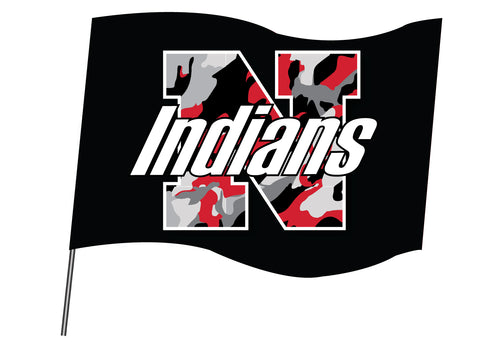 NYACK Wrestling Sublimated Flag