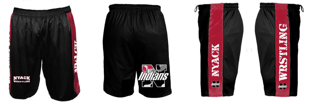 NYACK Sublimated Panel Shorts - 5KounT