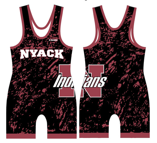 NYACK Wrestling Sublimated Singlet