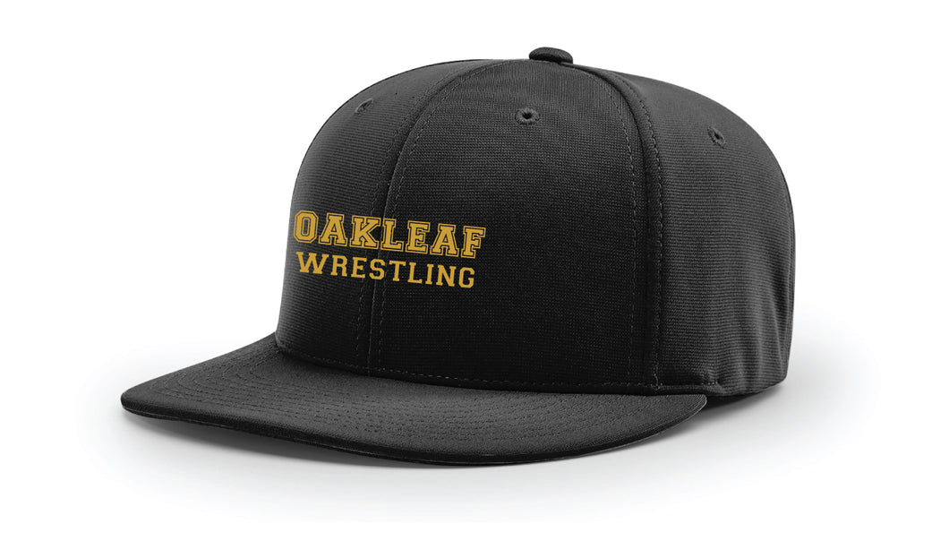 Oakleaf Knights HS FlexFit Cap - Black - 5KounT