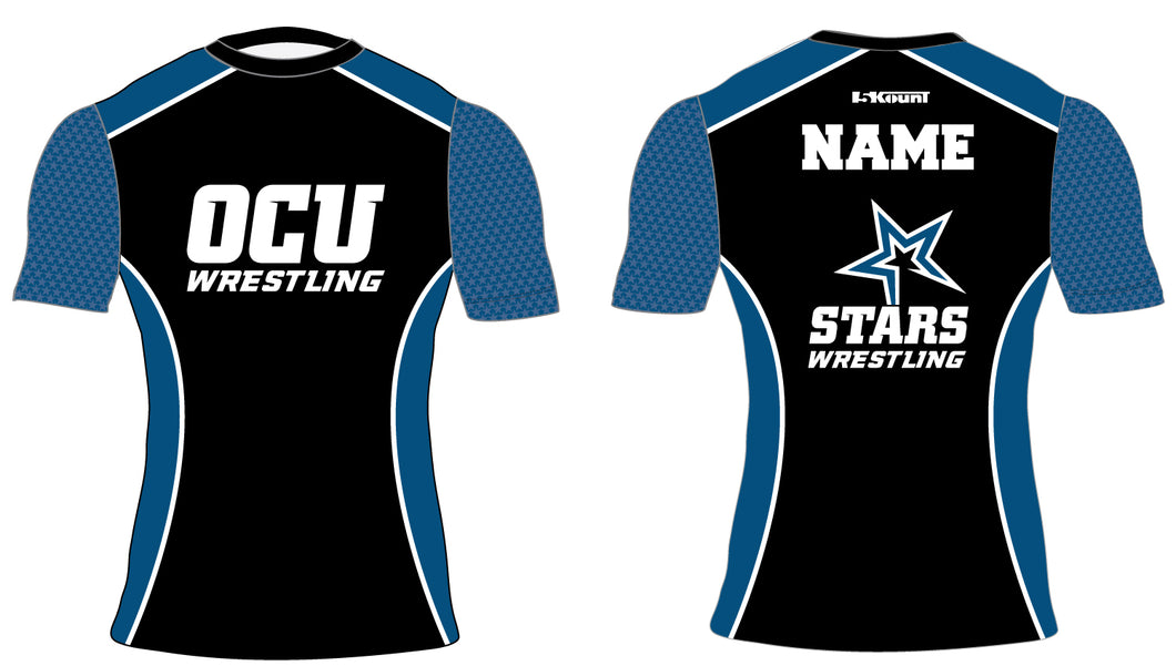 OCU Sublimated Compression Shirt