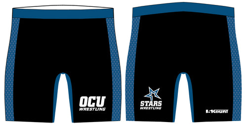 OCU Sublimated Compression Shorts