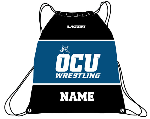 OCU Sublimated Drawstring Bag
