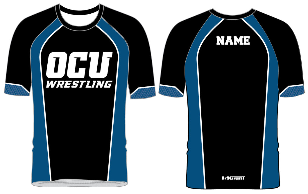 OCU Sublimated Fight Shirt