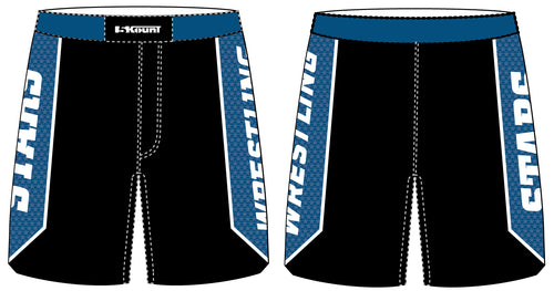 OCU Sublimated Fight Shorts