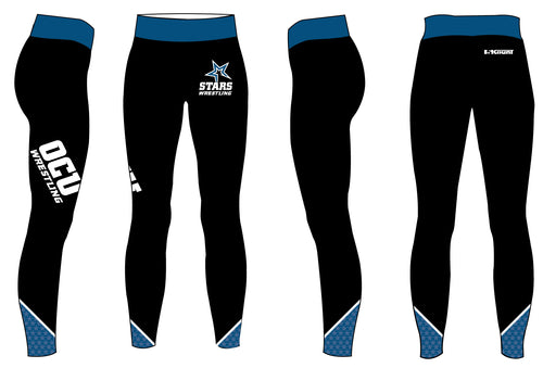 OCU Sublimated Ladies Legging