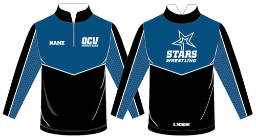 OCU Sublimated Quarter Zip