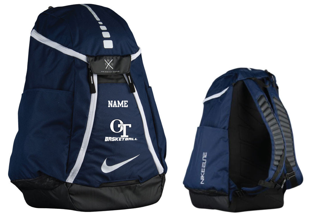 3f4a06cd3f OT Basketball Nike Hoops Elite Max Air Backpack – 5KounT