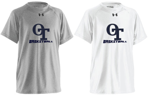 OT Basketball Under Armour Short Tee - 5KounT2018