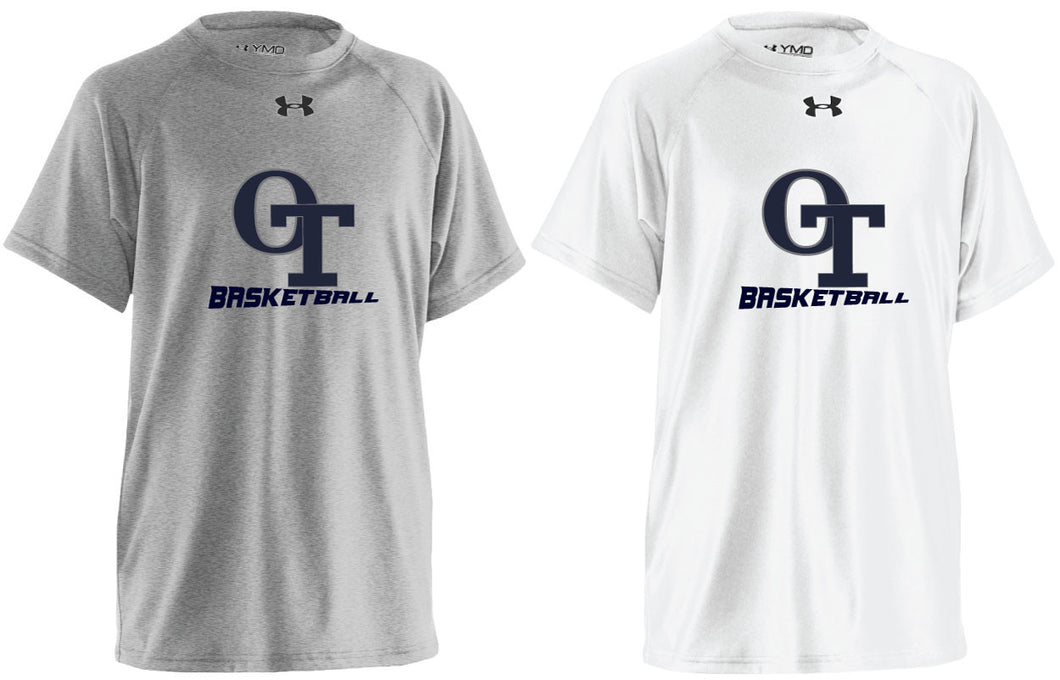 OT Basketball Under Armour Short Tee