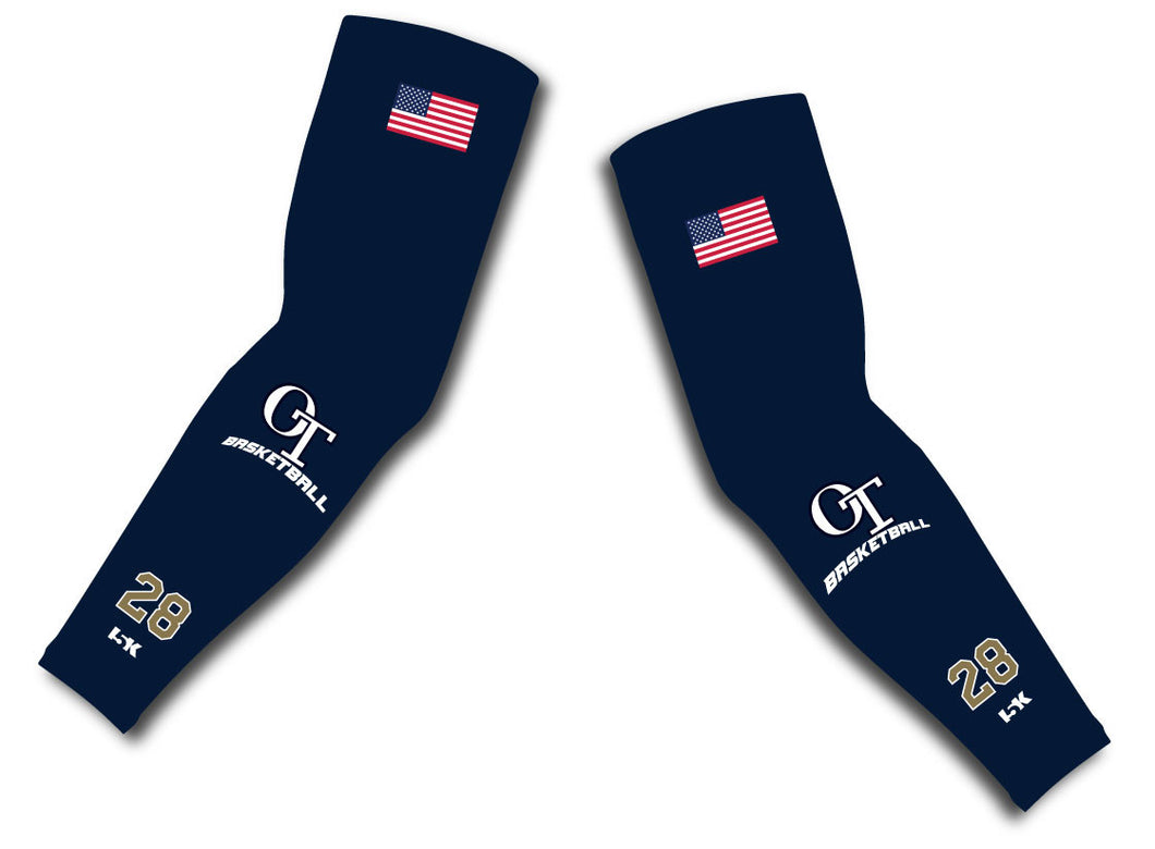 OT Basketball Compression Sleeves