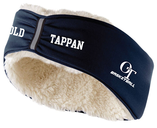OT Basketball Fleece Headband - 5KounT2018