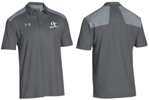 OT Basketball Under Armour Polo  (available in more colors) - 5KounT2018