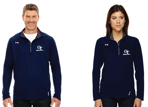OT Basketball Adult Quarter Zip - 5KounT2018