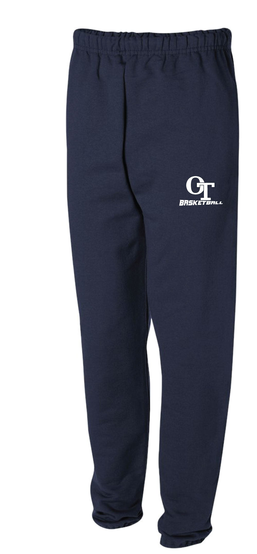 OT Basketball Pocketed Sweatpants