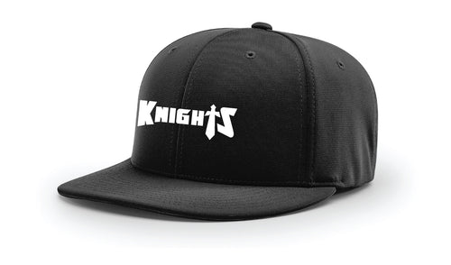 Oakleaf Knights Club FlexFit Cap - Black - 5KounT2018