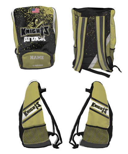 Oakleaf Knights Club Sublimated Backpack - 5KounT2018