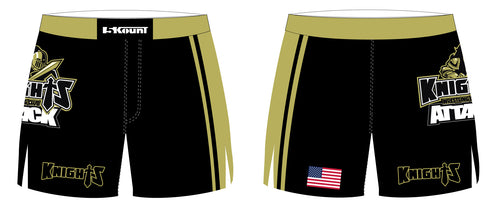 Oakleaf Knights Club Sublimated Board Shorts - 5KounT2018