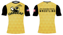 Oakleaf Knight JHS Sublimated Compression Shirt - 5KounT2018