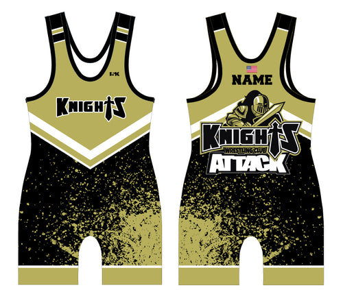 Oakleaf Knights Club Sublimated Singlet - 5KounT2018