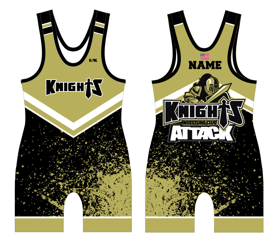Oakleaf Knights Club Sublimated Singlet - 5KounT