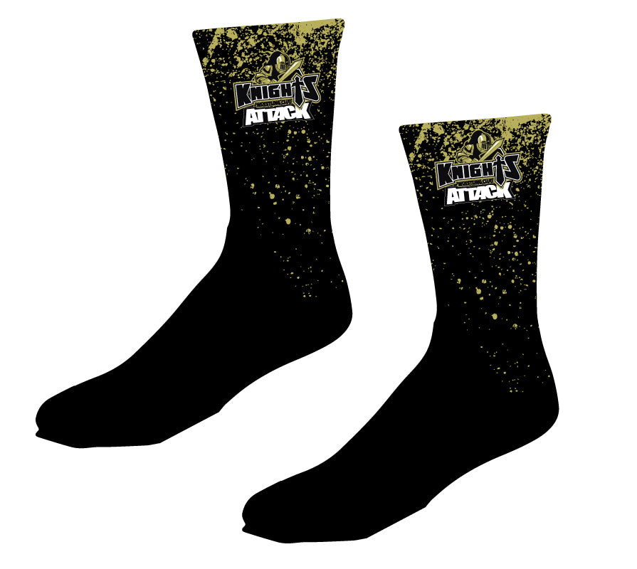 Oakleaf Knights Club Sublimated Socks