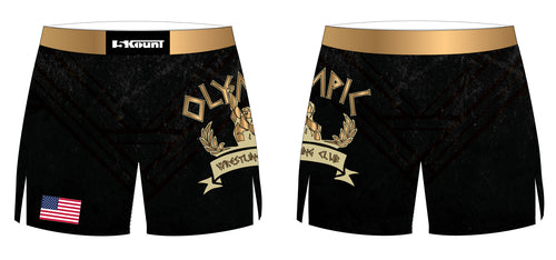 OWC Sublimated Board Shorts - 5KounT2018