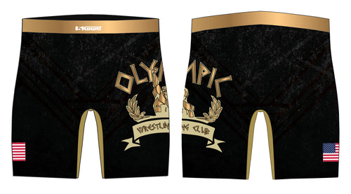 OWC Sublimated Compression Shorts