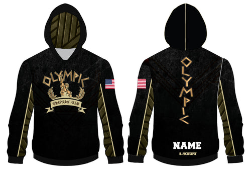 OWC Sublimated Hoodie