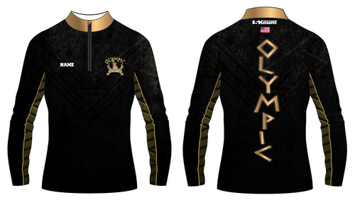 OWC Sublimated Quarter Zip - 5KounT2018
