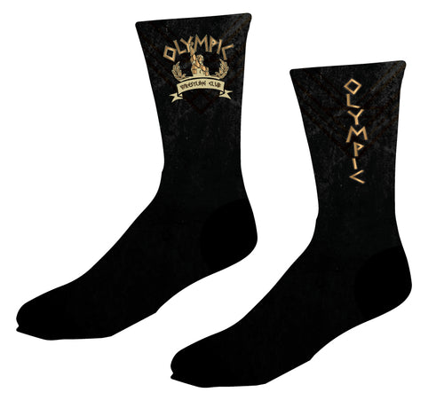 OWC Sublimated Socks - 5KounT2018