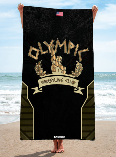 OWC Sublimated Beach Towel - 5KounT2018
