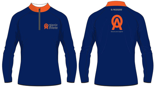 Organic Athlete Sublimated Quarter Zip