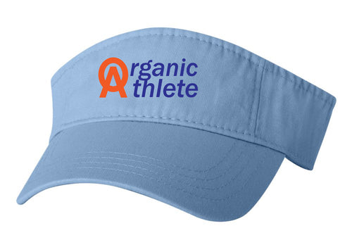 Organic Athlete Visor - Blue