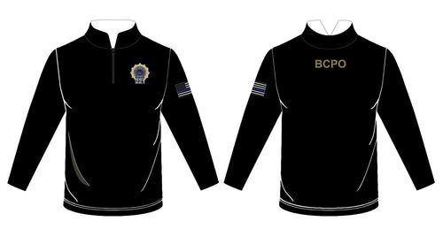 PBA 221 Sublimated Quarter Zip