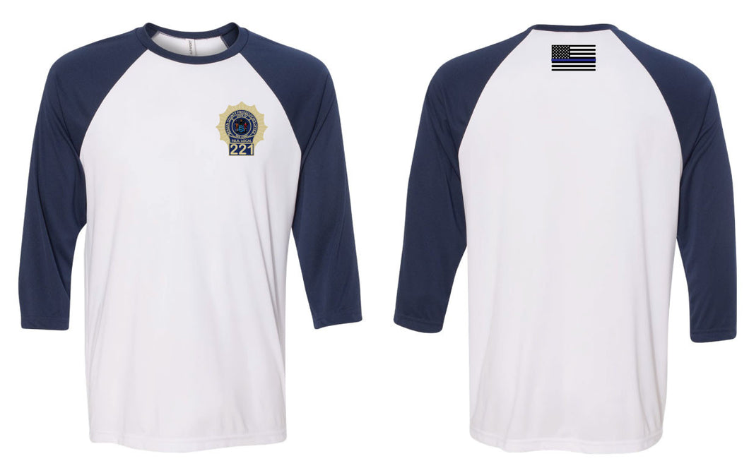 PBA 221 Baseball Shirt