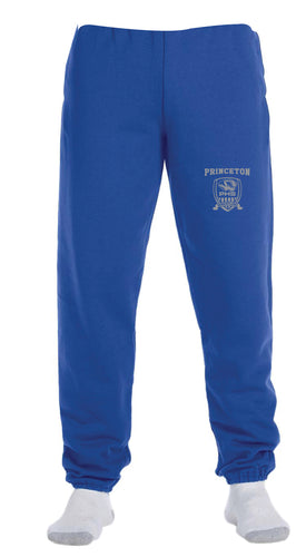 Princeton HS Wrestling Cotton Sweatpants