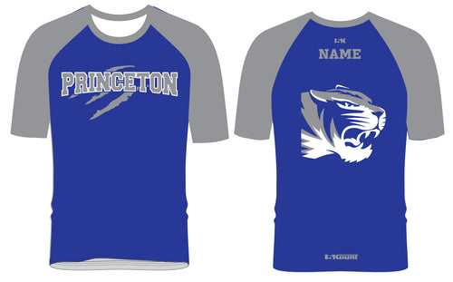 Princeton HS Wrestling Sublimated Fight Shirt