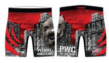 PWC Sublimated Compression Shorts - 5KounT
