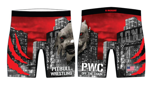 PWC Sublimated Compression Shorts - 5KounT2018
