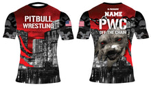 PWC Sublimated Compression Shirt
