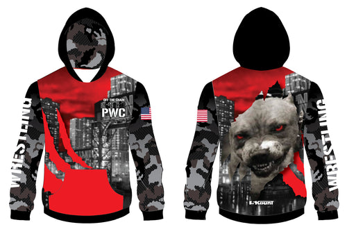 PWC Sublimated Hoodie