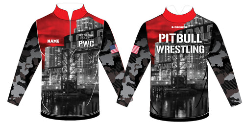 PWC Sublimated Quarter Zip - 5KounT2018