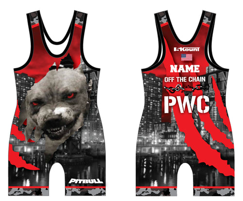 PWC Sublimated Singlet - 5KounT2018