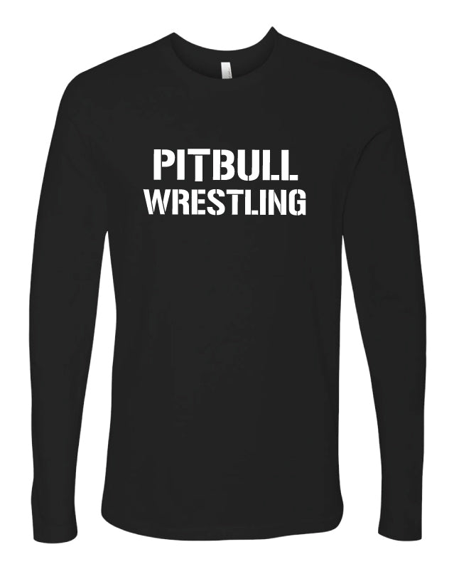 PWC Cotton Long Sleeve - Black