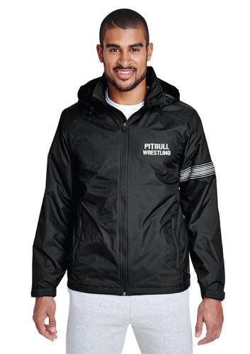 PWC All Season Hooded Jacket - Black - 5KounT2018