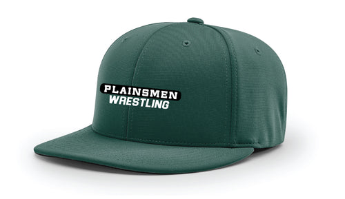 Plainsmen Wrestling FlexFit Cap - Forest